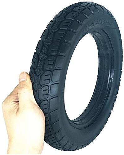 Bluemeow Elektro-Scooter Reifen, 12 Zoll 12.5X2.50 Vollreifen, 12 1 2X2 1 4 (62-203) Freie aufblasbare Reifen, Fahrräder Elektro-Rollstühle und andere ähnliche Reifen