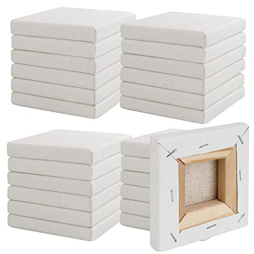 CBTONE 24 Pack Mini Canvas Panels 4