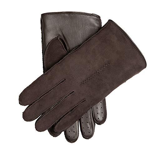 Dents Herren Pambrey Touchscreen Handschuhe Braun XL