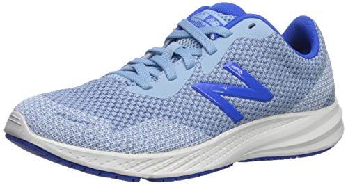 New Balance Women s 490 V7 Running Shoe  Vivid Cobalt/Summer Sky  5.5 W US