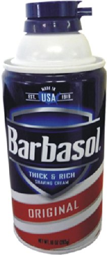Specialty Products 30007C Barbasol Can Safe