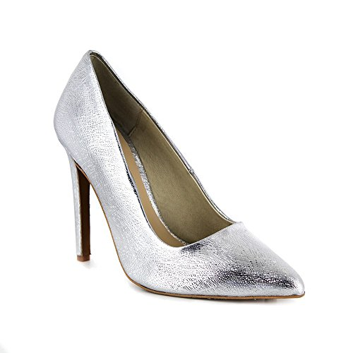 Zapato de salón J.Bradford Plata - Color - Metal, Talla Zapatos -...