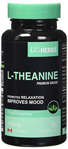 L-Teanina - grado farmaceutico - capsule vegetali...
