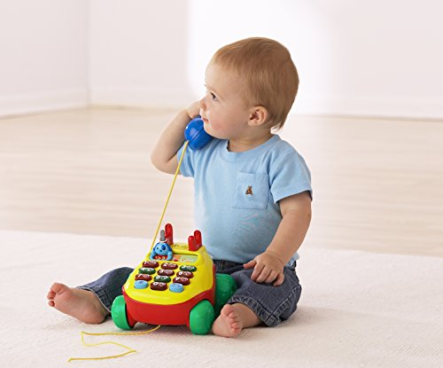 VTech Kids- Super phone on wheels 80-068422.
