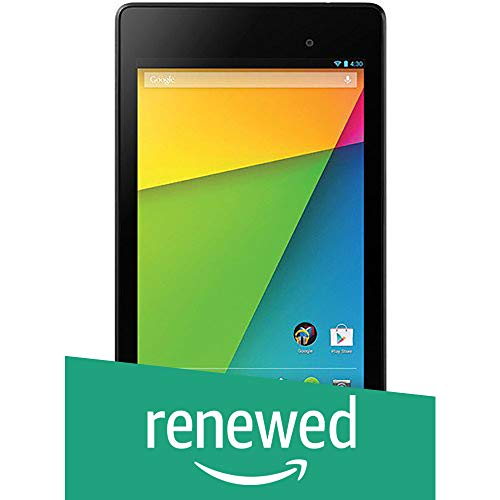 Asus Google Nexus 7 16GB Tablet (Gen 2), 7 Inches (Renewed)