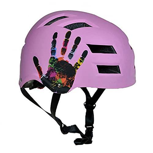 ZRN Casco da Mountain Bike per Donna e Uomo, Mezzo Casco Sportivo da Motocross Fuoristrada, Approvato DOT/ECE