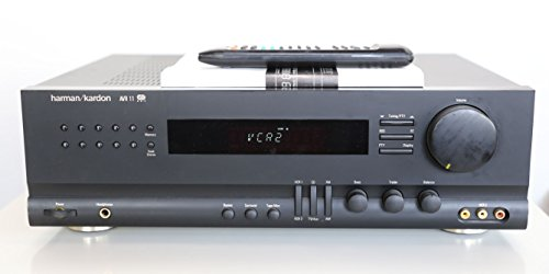 harman / kardon AVR 11 - 5.1 Surround Receiver in schwarz