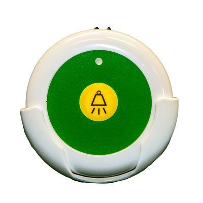 Wireless Reset Button for Economy Central Monitoring Unit by Smart Caregiver