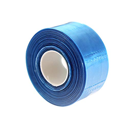 Chunyang Lunettes jetables Manches de Protection en Plastique Jambe Lunettes de Lunettes de Verre de Verre Couvre à Coloration de Cheveux Outil de Coiffeur
