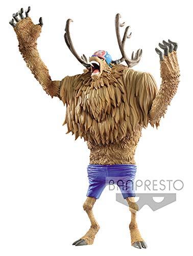 Banpresto- Tonytony Choper 20Th Anniversary Design Figura 20 Cm One Piece The King of Artist, (BIDOP825080)