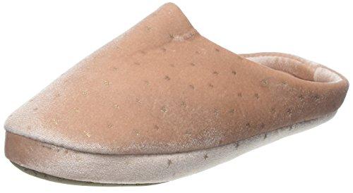 Carvela Skye Star Mule Slipper, Pantofole Donna, Beige Nude, Large EU