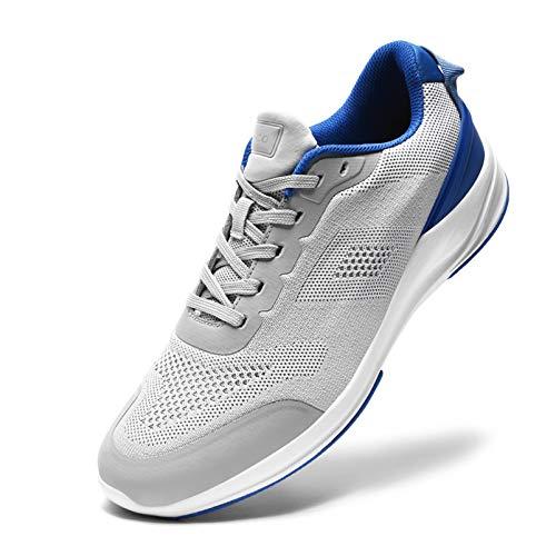 FUSHITON Zapatos para Correr para Hombres y Mujeres Zapatos Deportivos Zapatos de Tenis livianos Gimnasio Gimnasio Zapatillas para Correr Zapatillas de Deporte de Moda