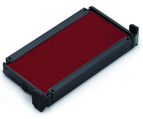 Trodat Sign Diffusion - Tamponi di ricambio per timbri 6/4912, 3 pezzi, colore: rosso