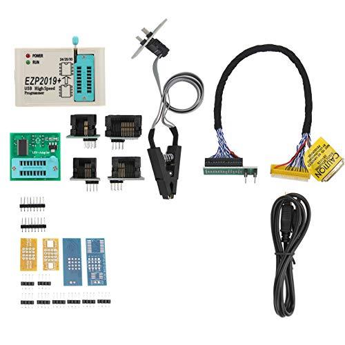 Potente Conector de Programador USB2.0 Potente Programador para Chips de 25/25/26/93