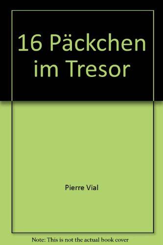 16 Päckchen im Tresor - bk599