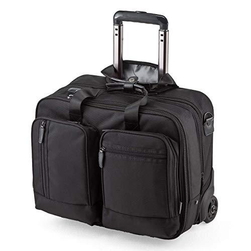 サンワダイレクト ビジネスキャリー バッグ 機内持ち込み 最大36リットル マチ拡張 レインカバー付属 2輪 200-BAGCR002
