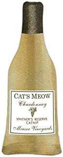 Alice's Cottage Wine Me Up Cat's Meow Catnip Toy