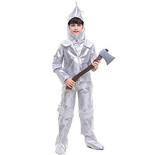 N   A Cosplay Halloween novità Regalo Costume Adulto Ragazzo Il Mago di Oz Costumi di Natale Body Height:90-105cm