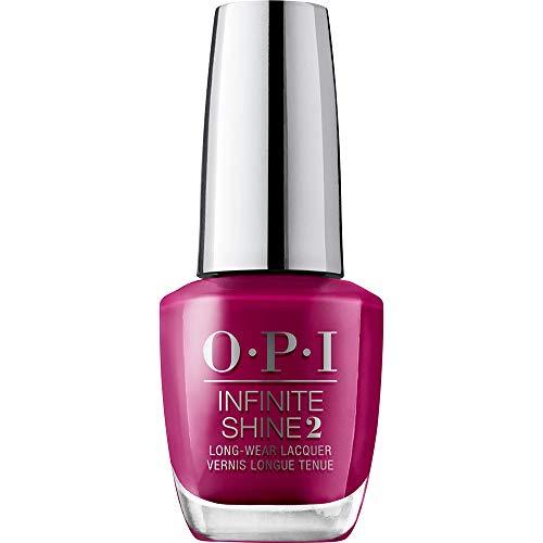 OPI Infinite Shine - Esmalte de Uñas Semipermanente a Nivel de una Manicura Profesional, 'Spare Me A French Quarter?' Color Morado - 15 ml