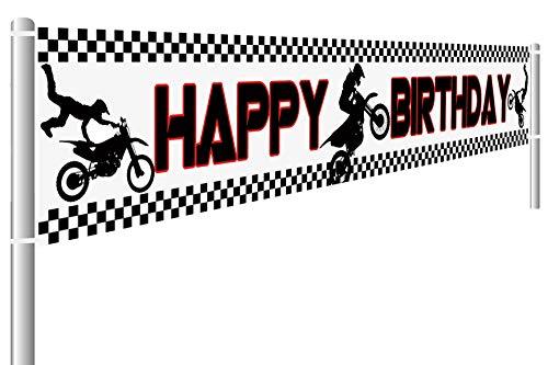 motocross birthday party supplies - 8