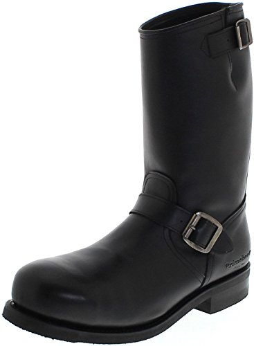 FB Fashion Boots Unisex Biker Boots 43479 Black Engineerstiefel Schwarz Primeboots 43 EU