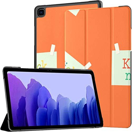Cute Cartoon Retro Beautiful Card Samsung Tablets Case Galaxy Tab A7 10.4 Inch Galaxy Tab A Cases Tablet Cases With Auto Wake/sleep Fit Samsung Galaxy Tab A Covers For Galaxy Tab A7 Sm-t500/