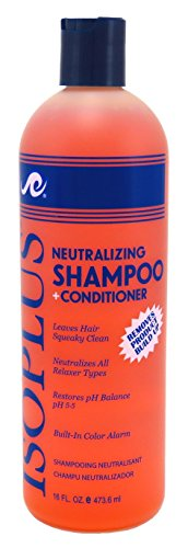 Isoplus Neutralizing Shampoo + Conditioner 16 Ounce (473ml) (2 Pack)