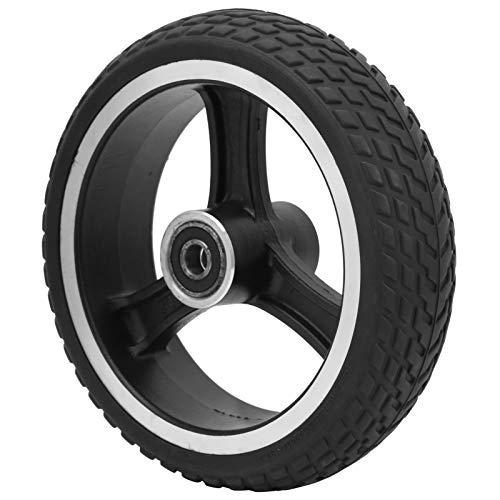 minifinker Ruedas Antideslizantes Capacidad de amortiguación Conveniente Amortiguación de los neumáticos para Scooter eléctrico