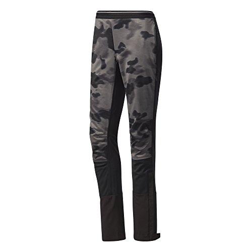 adidas Damen Terrex Skyrunning Hose, Granit, 34
