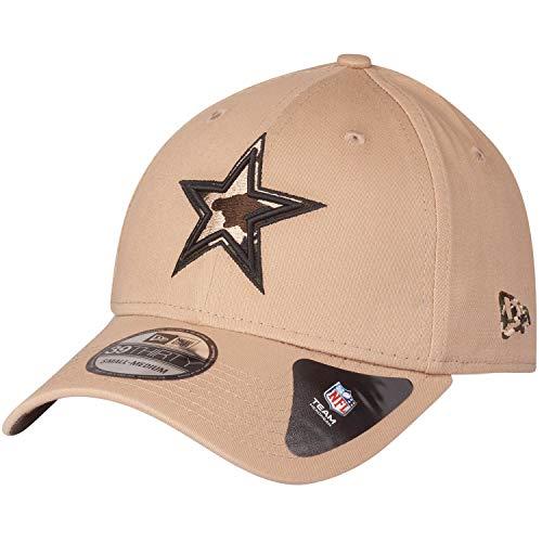 New Era 39Thirty Stretch Cap - CAMO Dallas Cowboys - S/M