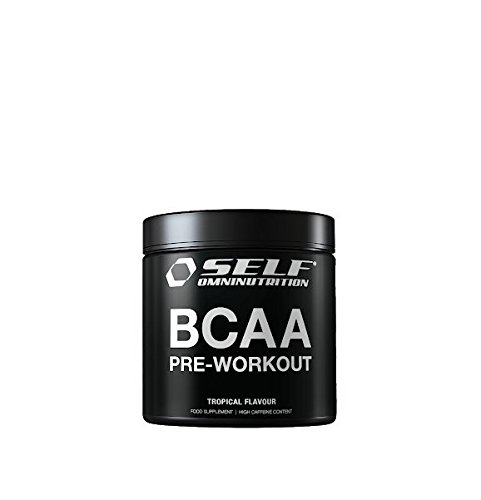 Self Omninutrition BCAA Pre-Workout Confezione 300g (Muscle cola)