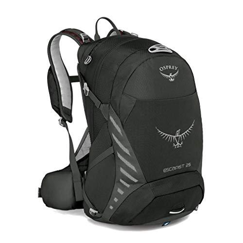 Osprey Escapist 25 Multisport-Rucksack für Männer -Sport Pack - Black/Olive,  (M/L)