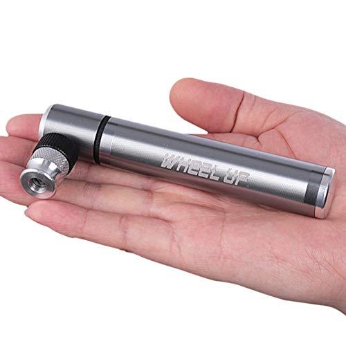 GITVIENAR Fahrradpumpe,Mini Rad Pumpe Inflator/Luftpumpe Handluftpumpe passen für Straßen-,Mountainräder und BMX 160PSI, Ballpumpe, Reifenpumpe Geeignet für Radfahre