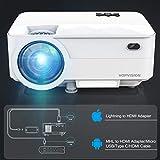Zoom IMG-2 hopvision mini proiettore 1080p full