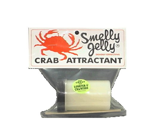 Smelly Jelly Crab Attractant, 4-Ounce