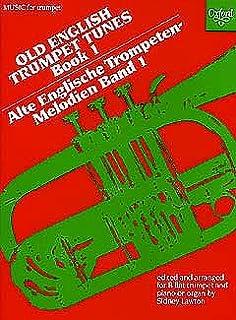 Old English Trumpet Tunes 1–Arreglados para trompeta–Piano [de la fragancia/Alemán]
