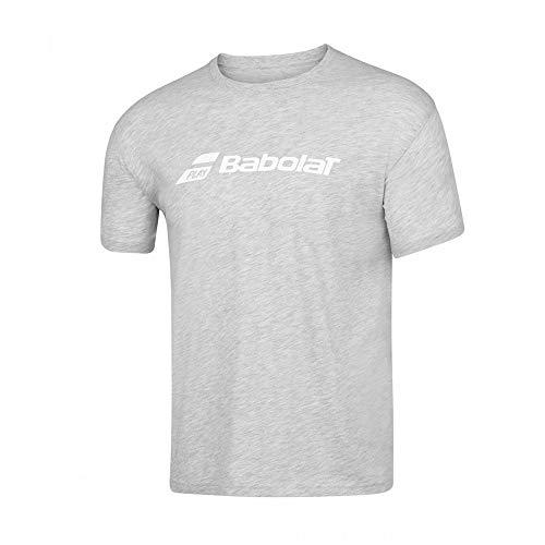 Babolat T-Shirt Garçon Exercice Tee Gris 2020