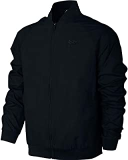 Nike 耐克 男子夹克 2018夏季棒球服休闲运动服立领拉链开衫外套832225-010