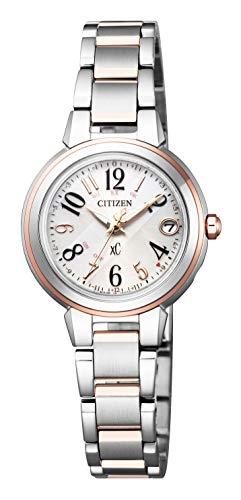 [シチズン] 腕時計 クロスシー エコ・ドライブ 電波時計 ES9434-53X レディース マルチカラー