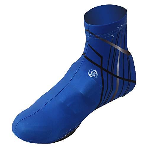 Cubrezapatillas para Bicicleta Ciclismo Ciclismo Chanclas impermeables, Ciclismo Cubiertas de zapatos a prueba de viento Cálido Protector contra botas de nieve para la lluvia Pies de polaca Protectore