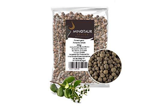 Minotaur Spices   Pimienta de Jamaica Entera   Granos de