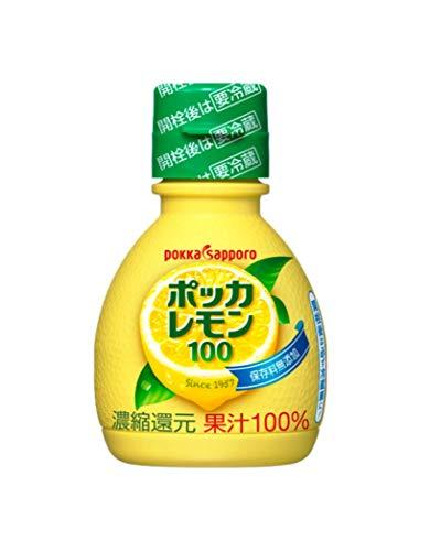 ポッカサッ ポッカレモン100 ボトル70ml