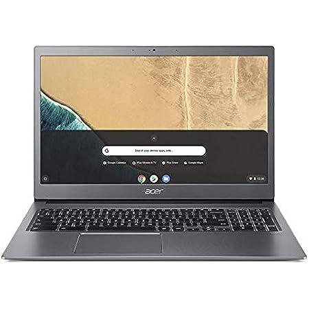 Acer Chromebook 715 (15.6 Full HD 8GB 64GB Intel Chrome OS CB715-1W-30G7) Gray (Renewed)