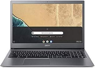 "New Acer 15.6"" Full HD Touchscreen Premium Chromebook Intel Core i3-8130U 4GB DDR4 128GB eMMC WiFi Webcam Chrome OS"