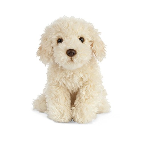 Living Nature Soft Toy - knuffeldier Labradoodle (20cm)