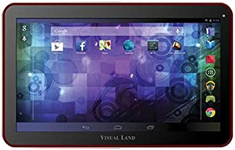 Visual Land Prestige 10D ME-110-D-16GB-RED 10-Inch 16 GB Tablet (Red)