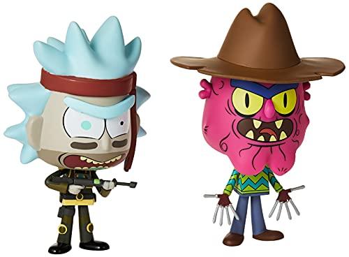 Figuras Seal Rick Y Scary Terry