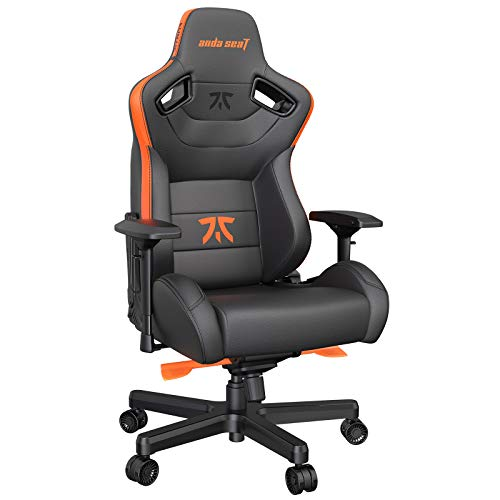 Ergonomic Gaming Chair,ANDASEAT FNC Swivel PVC Leather Computer Office Chair,4D Adjustable PU...