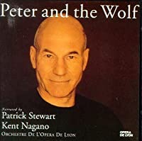 Prokofiev - Peter and the Wolf / Narrated by Patrick Stewart ・ Opera de Lyon ・ Nagano (1994-11-15)