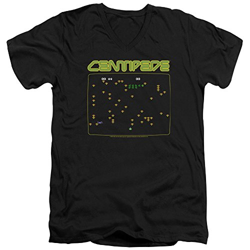 Men's Centipede Game Screen T-shirt